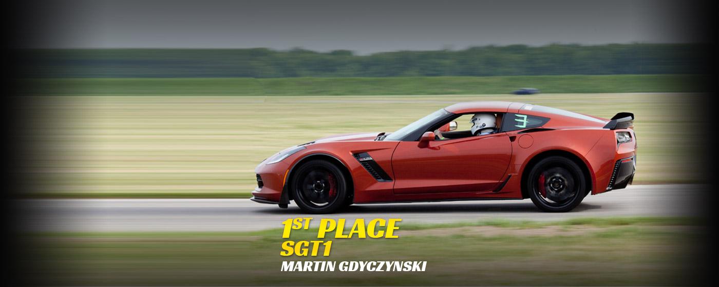 SGT1 Martin Gdyczynski