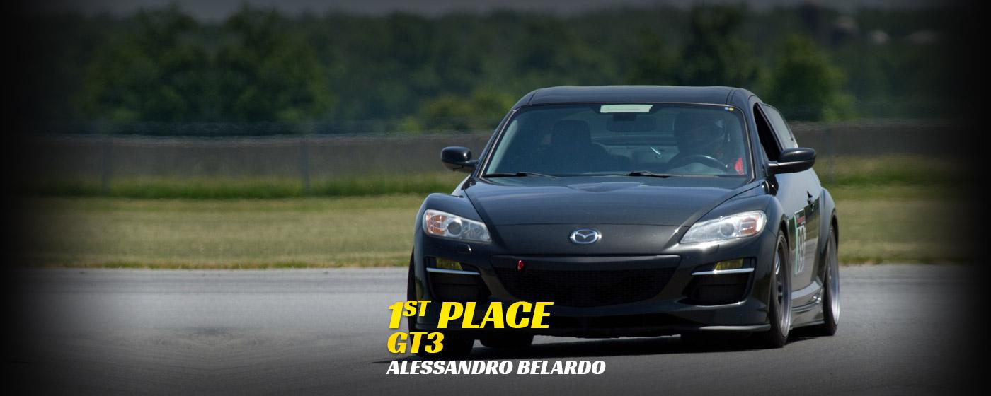 GT3 Alessandro Belardo