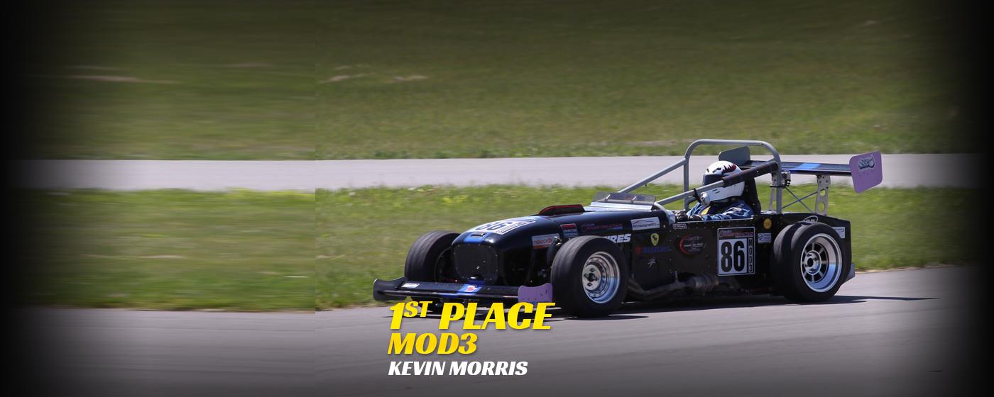 Kevin Morris - 2016 Winner, MOD3