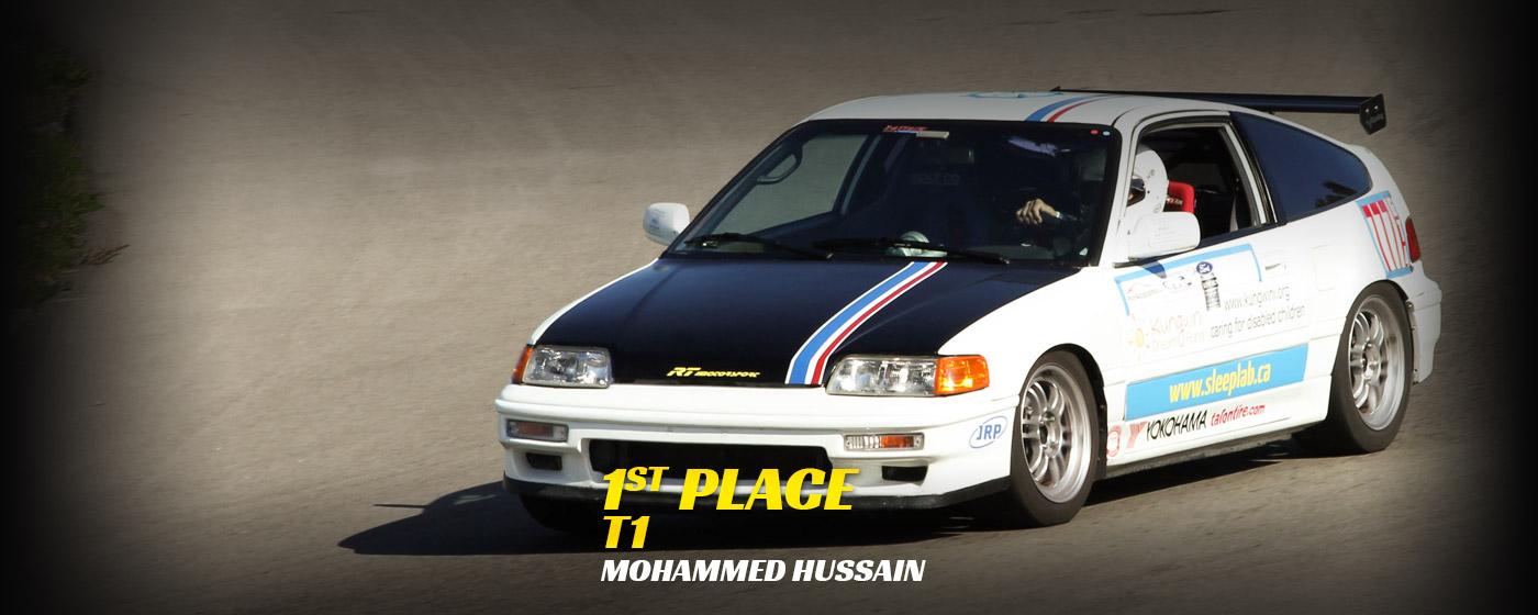 T1 Mohammed Hussain