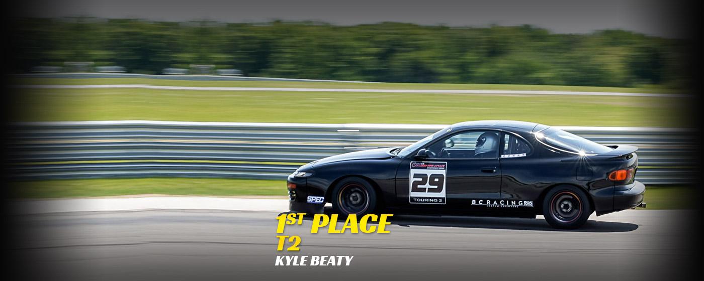 T2 Kyle Beaty